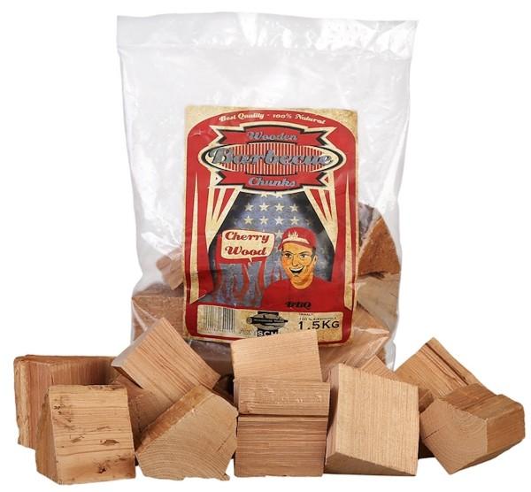 Axtschlag Kirsche Woodchunks 1,5kg