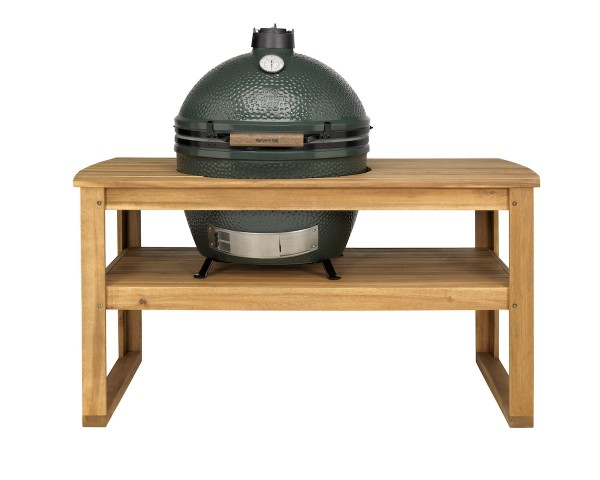Big Green Egg Tisch Acacia XLarge