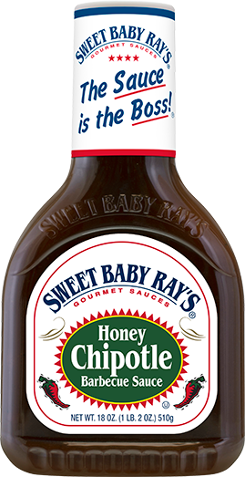 Sweet Baby Ray's BBQ Sauce - Honey Chipotle