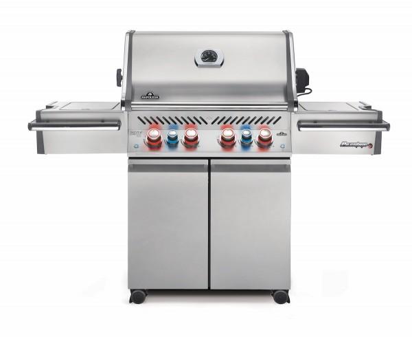 Napoleon Holzkohlegrill Pro 605 : Napoleon prestige pro neustes modell kaufen grill concept