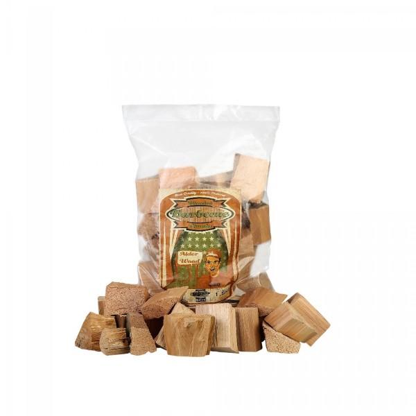 Axtschlag Erle Woodchunks 1,5kg