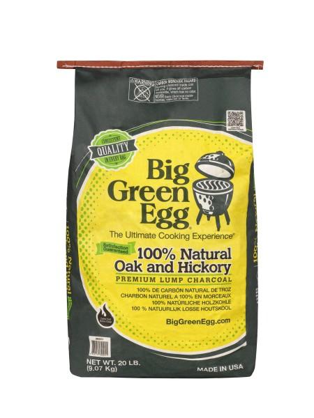 Big Green Egg Organic Lump Charcoal - Bio Holzkohle 9 kg