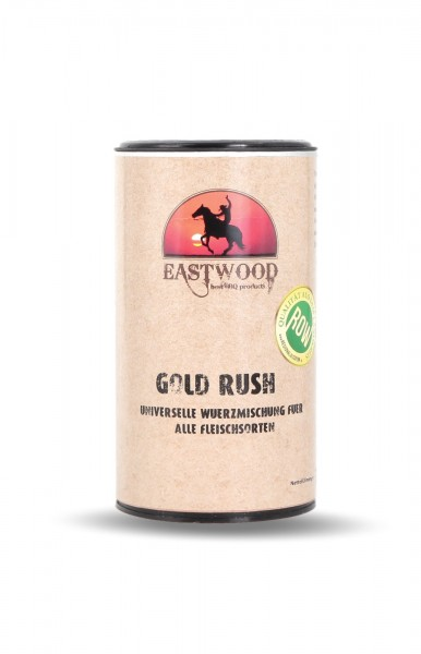 Eastwood Gold Rush Rub 250 g Dose