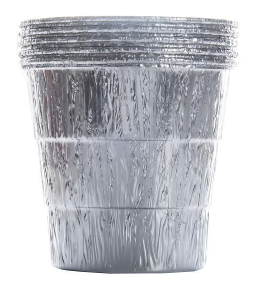TRAEGER Aluminiumeinsatz für Fettauffangeimer - 5er Pack