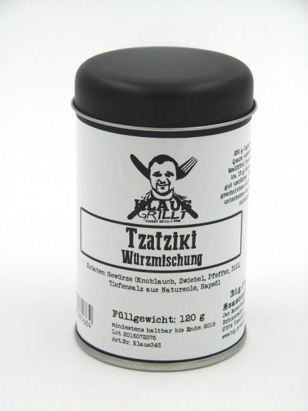 Klaus grillt Tzatziki Würzer