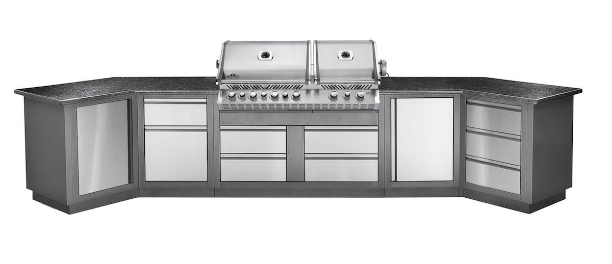 napoleon oasis 400 mit bi pro 825 rbi pss propangas oasis au enk chen au enk chen grill. Black Bedroom Furniture Sets. Home Design Ideas