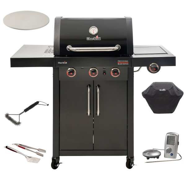 Char-Broil Professional Black Deal Edition 3500