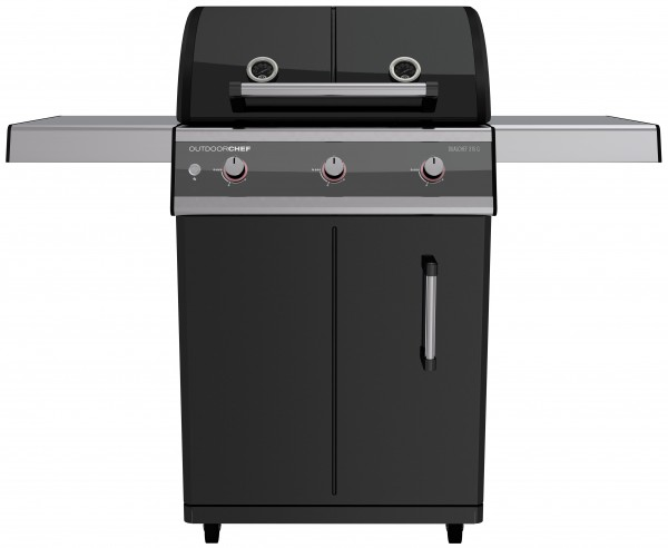 OUTDOORCHEF DUALCHEF 315 G Black