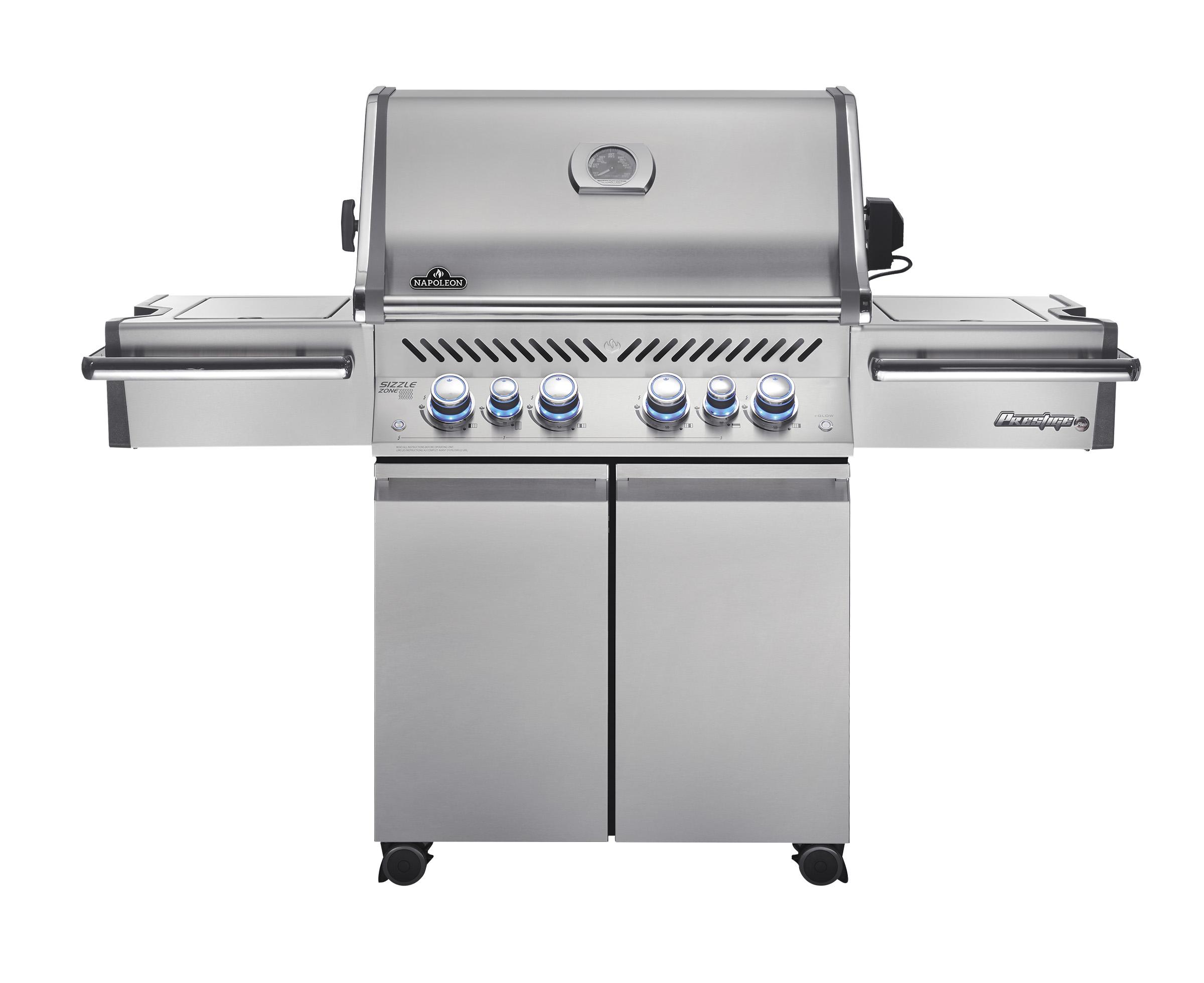 Napoleon Holzkohlegrill Charcoal Pro 605 : Napoleon prestige pro erdgas kaufen grill concept