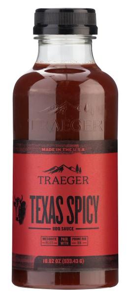TRAEGER BBQ Sauce - Texas Spicy