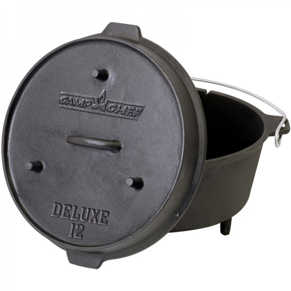 Camp Chef Deluxe 7 Liter Dutch Oven