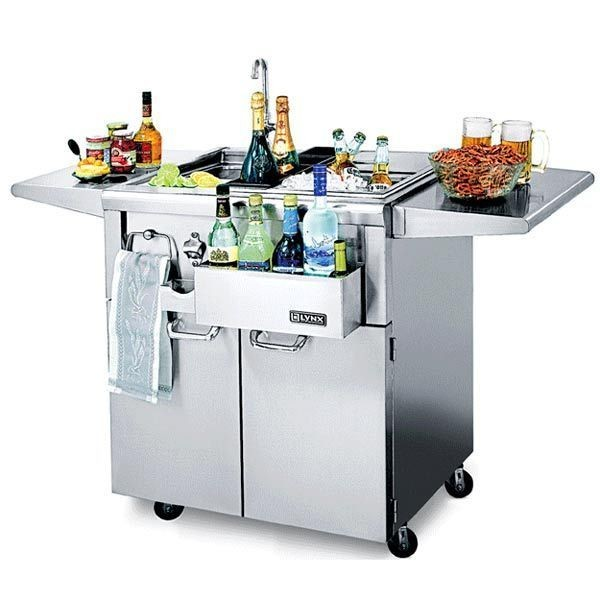 LYNX California Professional Cocktail-Station Standgerät