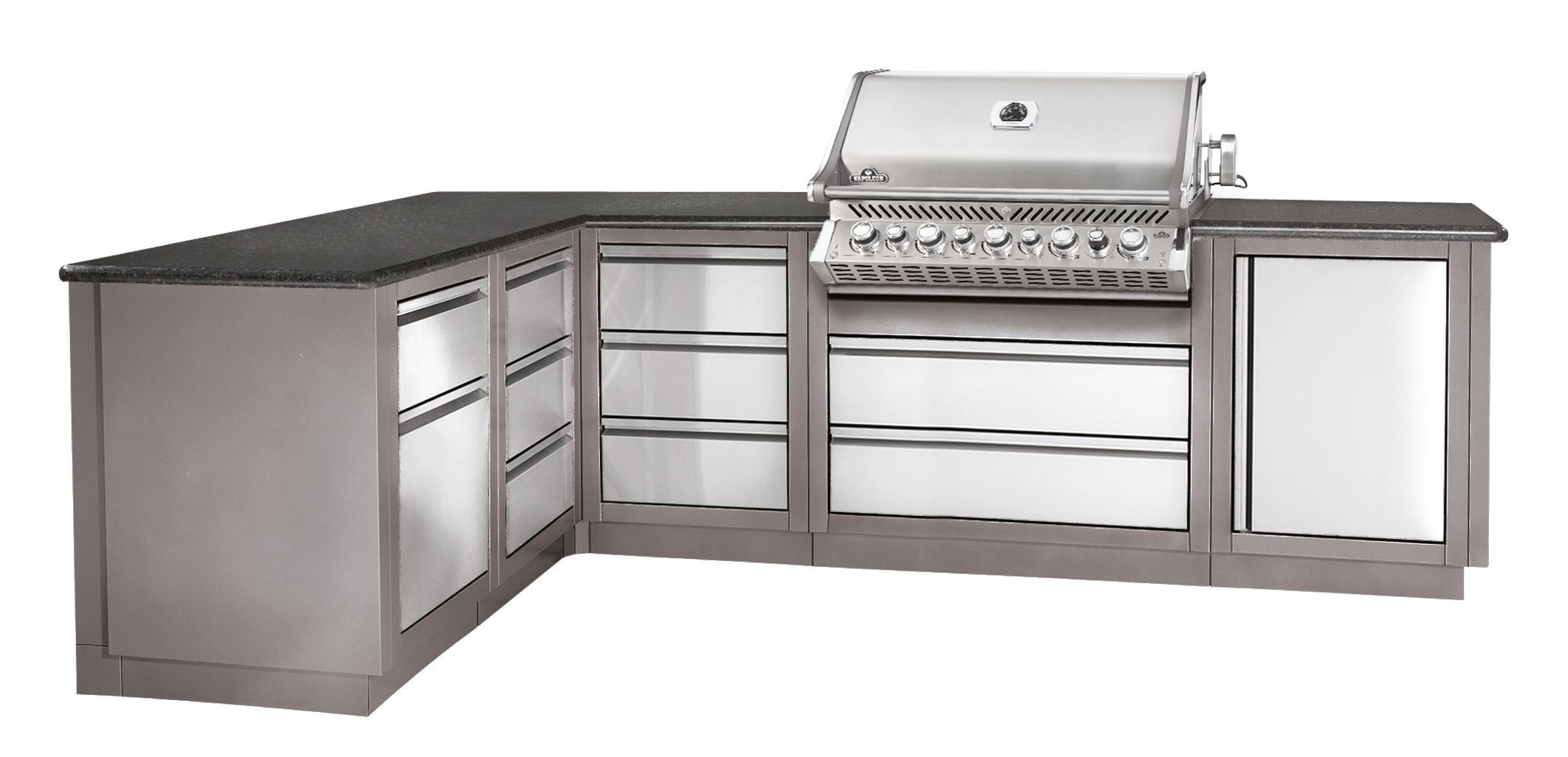 napoleon oasis 300 mit bi pro 665 rb nss erdgas jetzzt kaufen grill concept. Black Bedroom Furniture Sets. Home Design Ideas