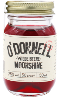 O'Donnell Moonshine Wilde Beere 50 ml