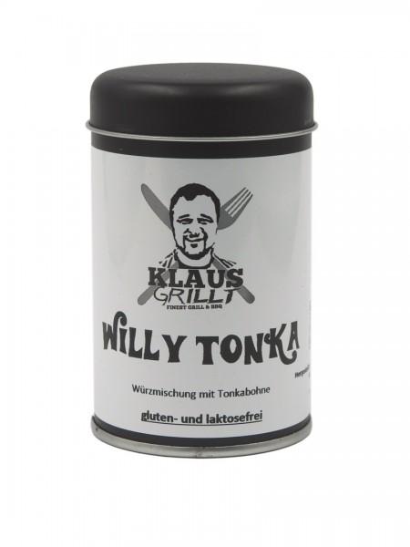 Klaus grillt Willy Tonka 120g Streuer