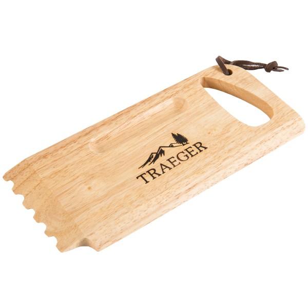TRAEGER Grillrostschaber aus Holz