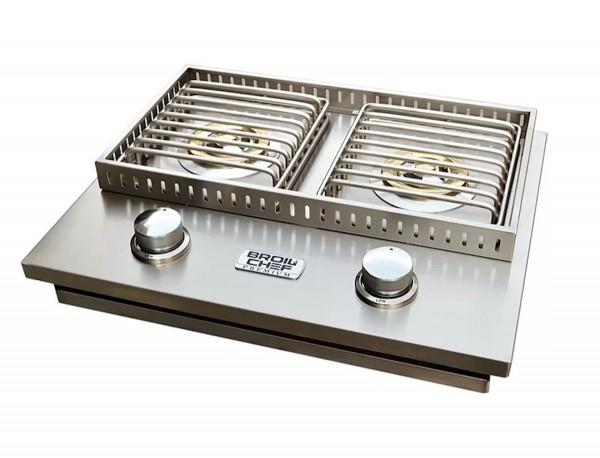 BROILCHEF PRO- Series Built-in Seitenkocher