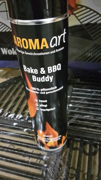 AROMAart Bake & BBQ Buddy Spray