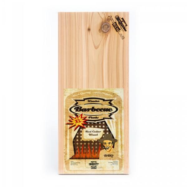 Axtschlag Räucherbrett Red Cedar XL