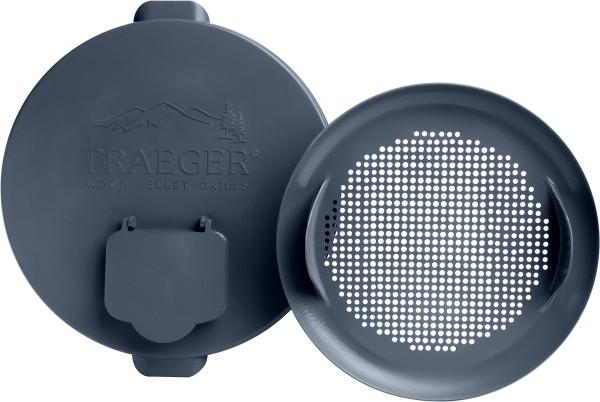 TRAEGER Deckel und Filter für Pellet-Aufbewahrungseimer