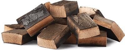 NAPOLEON Holz-Räucherchunks, Brandy-Eiche 1,5 Kg