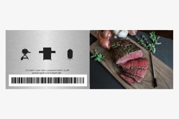 Grill Concept Geschenkgutschein