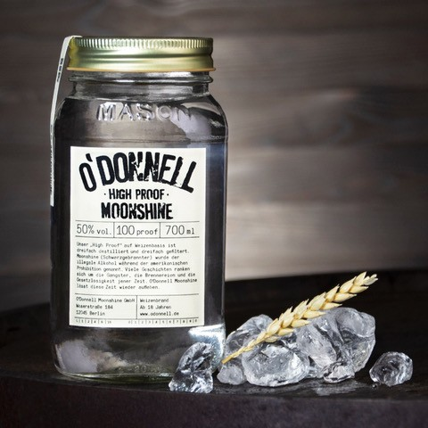 O'Donnell Moonshine High Proof 700 ml