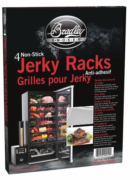 Bradley Smoker Jerky Roste (4 Stück)