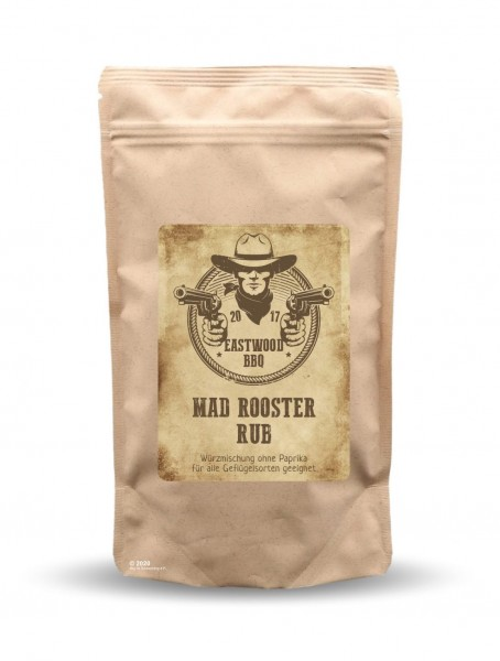 Eastwood Mad Rooster Rub 300 g Beutel