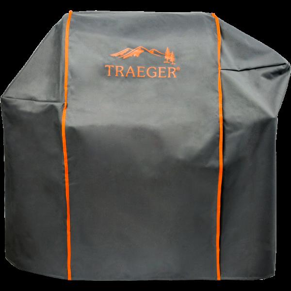 Traeger Allwetter-Abdeckhaube für Timberline 850 lang