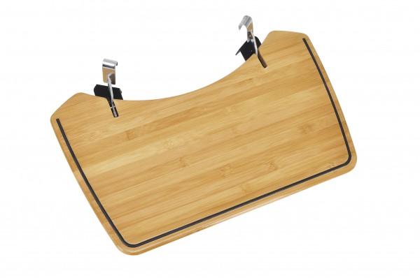 OUTDOORCHEF Bambus Seitentisch M für Kugelgrill 480