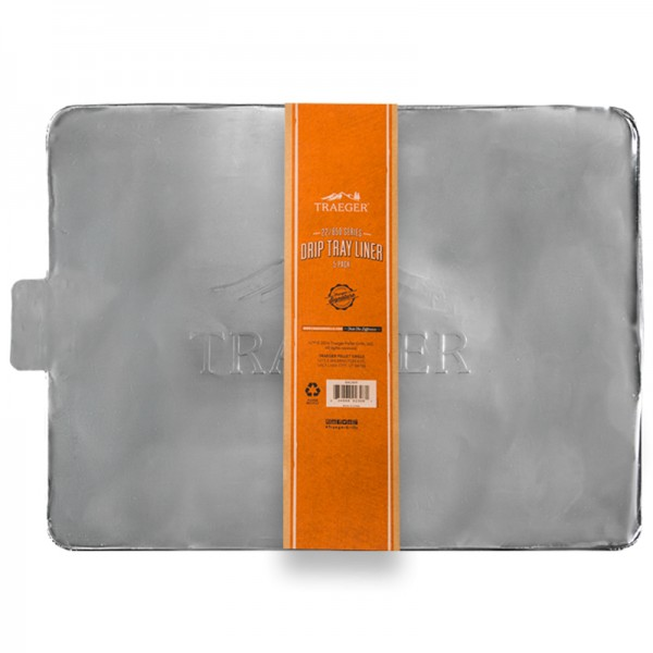 Traeger Ablaufblech-Schutzfolie für Pro Series / Century 22 und Timberline 850