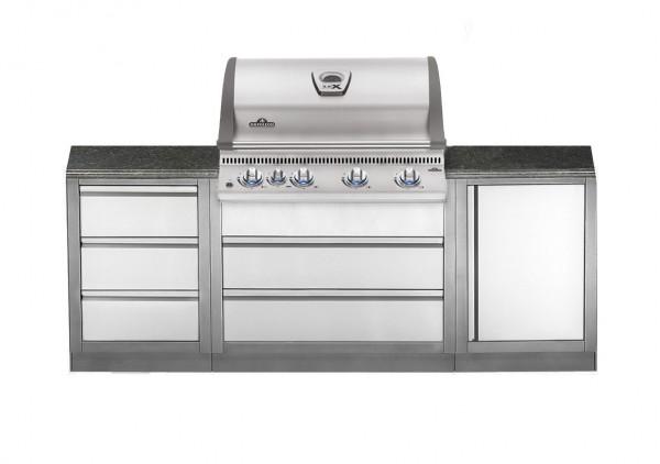 NAPOLEON Oasis 100 mit BI LEX 485 RBPSS-1