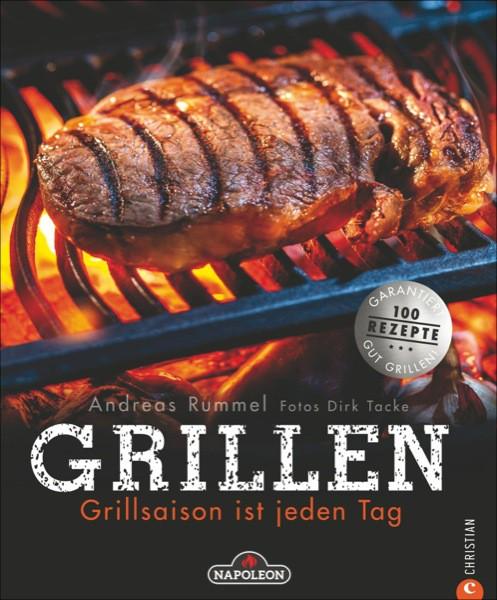 GRILLEN- Grillsaison ist jeden Tag- Andreas Rummel