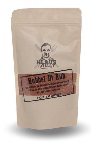 Klaus grillt Rubbel Di Rub 250 g Beutel