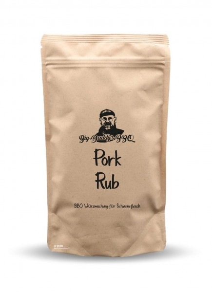 Big Daddy's Pork Rub 300 g Beutel