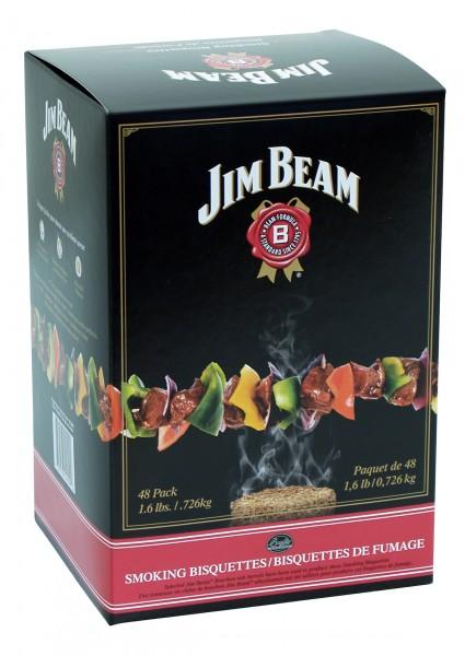 Bradley Smoker Jim Beam Aromabisquetten (48 Stück)