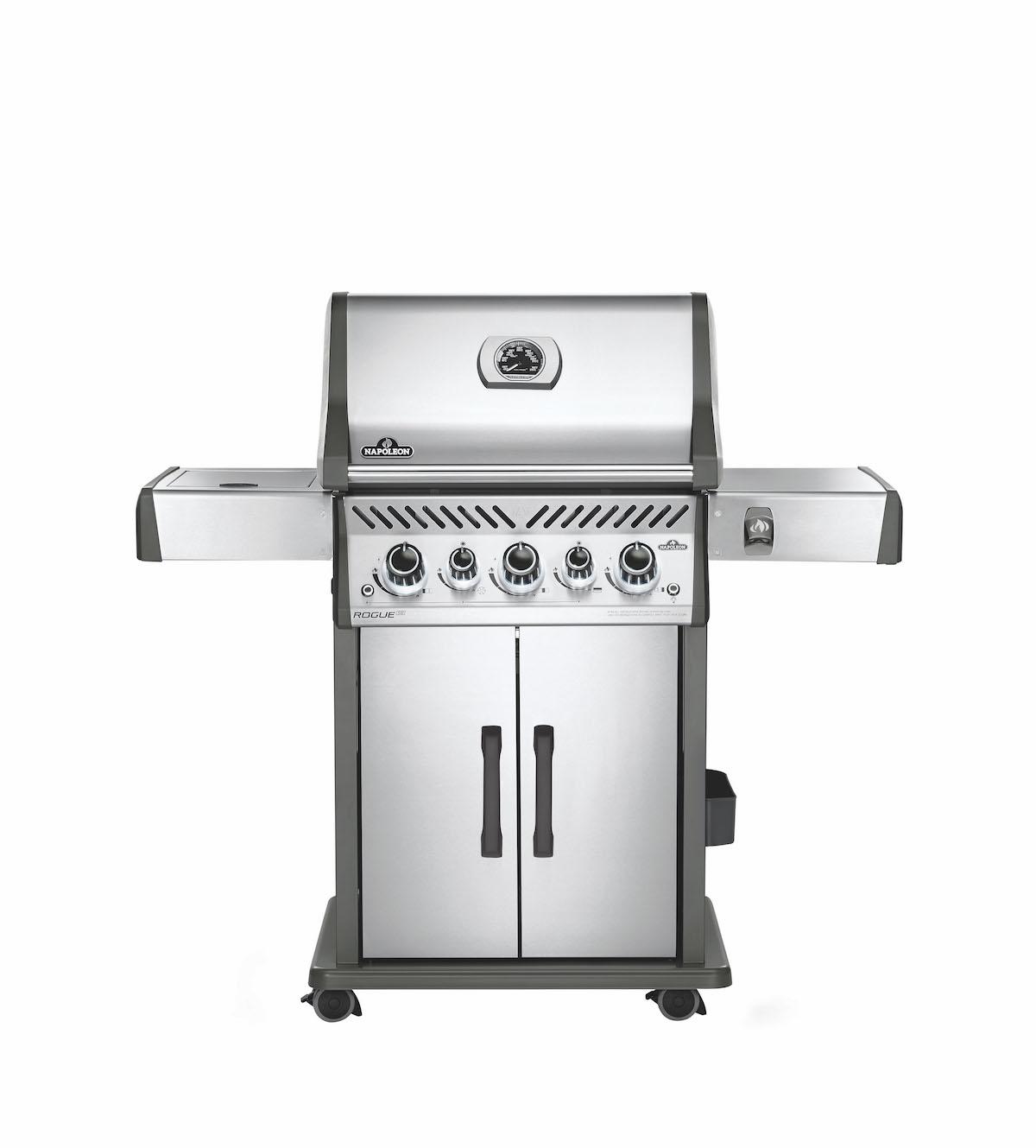 napoleon rogue 425 se stainless steel jetzt online kaufen grill concept. Black Bedroom Furniture Sets. Home Design Ideas
