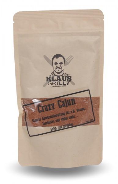 Klaus grillt Crazy Cajun Rub 200g Beutel