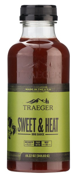 TRAEGER BBQ Sauce - Sweet & Heat