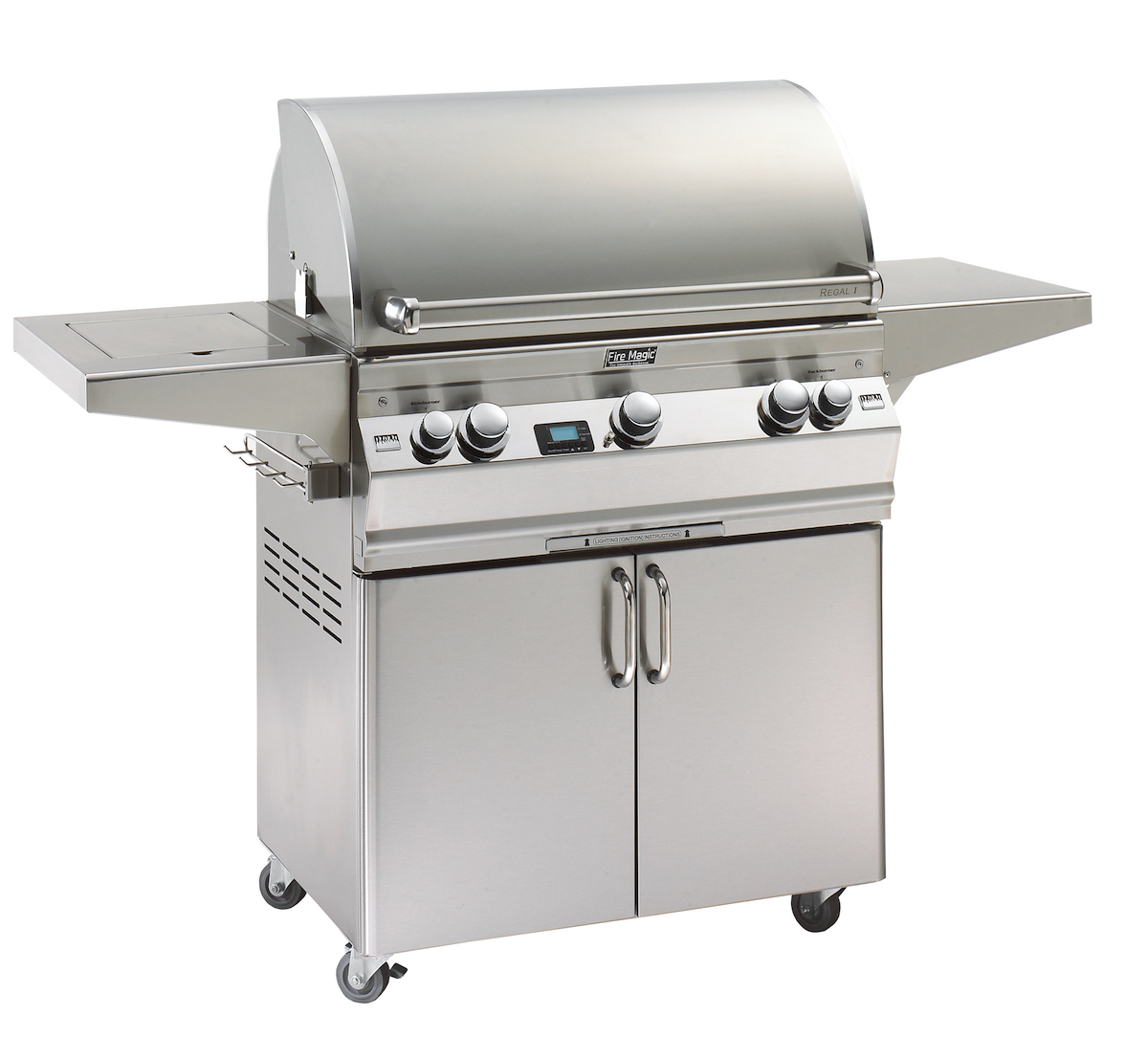 Fire magic aurora 540s kaufen grill concept for Outdoorkuche mit gasgrill