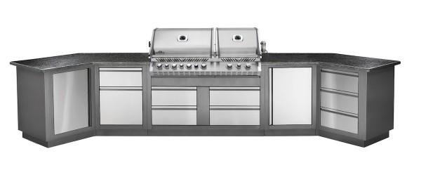 NAPOLEON Oasis 400 mit BI PRO 825 RBI PSS (Propangas)