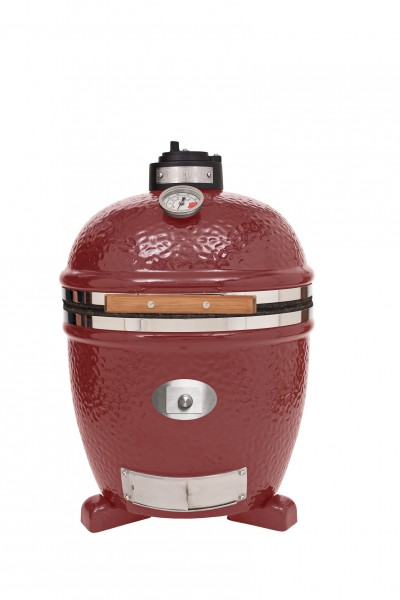 Monolith LeChef Kamado Grill red