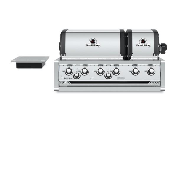 BROIL KING Imperial™ XLS 690 Built-In mit Heckbrenner und Seitenkocher