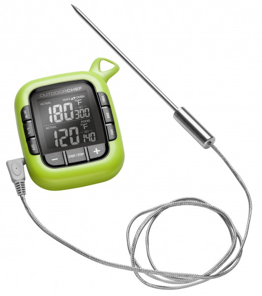 OUTDOORCHEF Gourmet Check Bratenthermometer