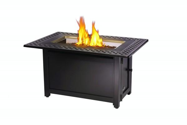NAPOLEON Feuertisch Victorian rechteckig