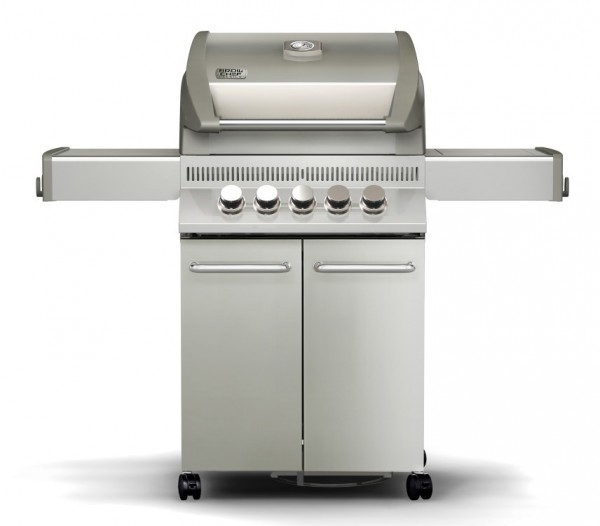 BROILCHEF Gasgrill Paramount BC-430SBS