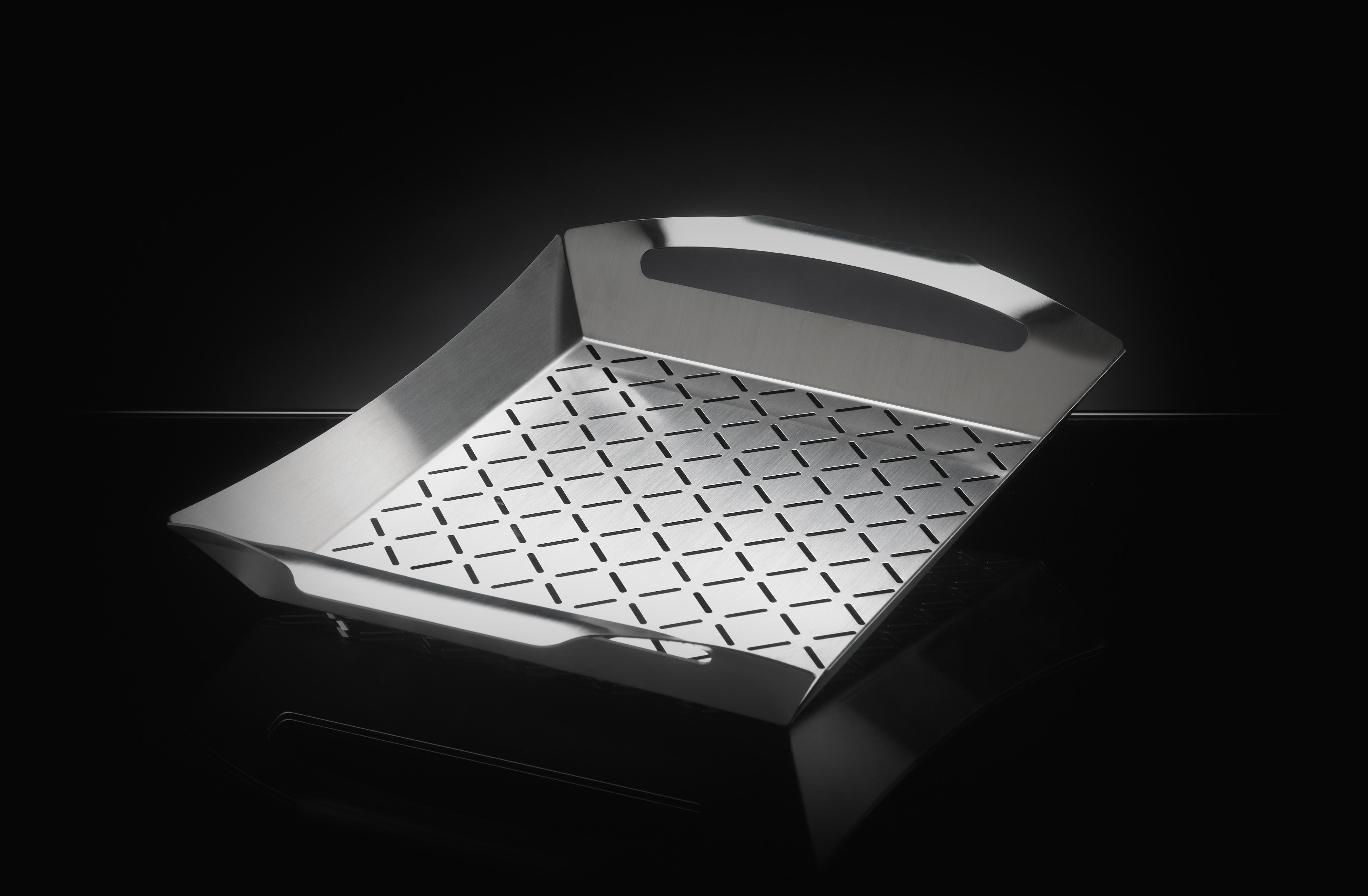napoleon pro edelstahl gem sekorb jetzt kaufen grill concept. Black Bedroom Furniture Sets. Home Design Ideas