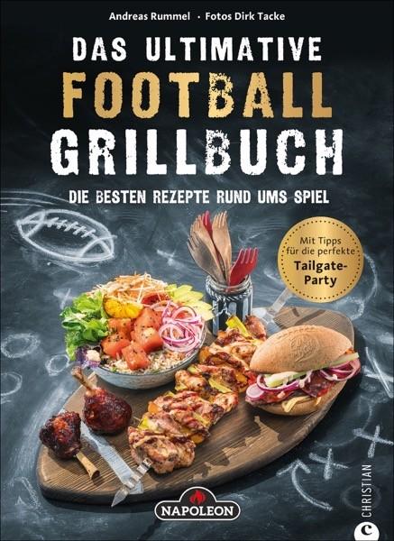 Das ultimative Football Grillbuch