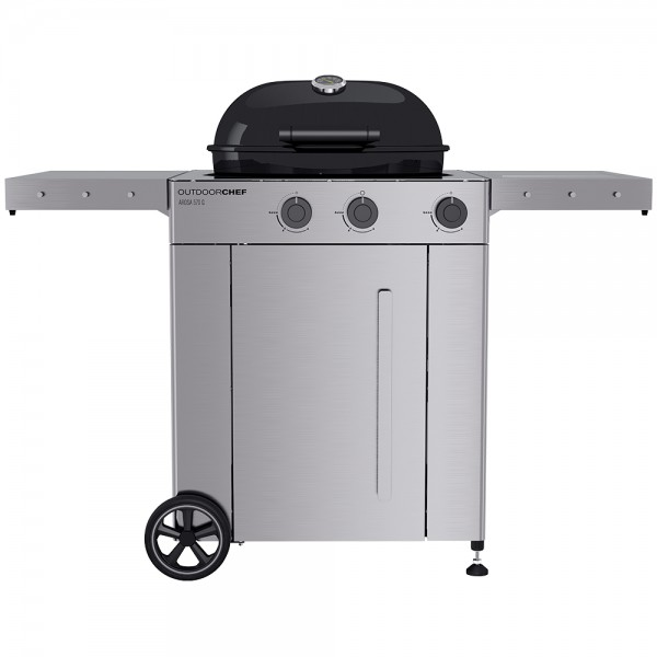 OUTDOORCHEF Gaskugelgrill AROSA 570 G Premium Steel